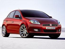 Fiat Bravo s novým motorem 1,6 JTD (77 kW): prodej na vybraných trzích zahájen