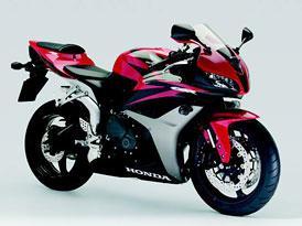 Honda CBR600RR 2007: lehká, štíhlá a dravá (představení)