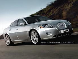 Spy Photos: Jaguar S-Type