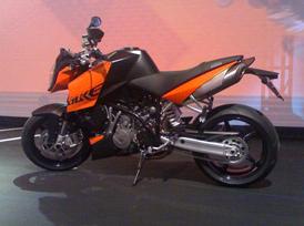 KTM 990 Superduke R: Rychlý velkovévoda