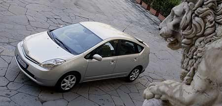 Toyota Prius (1. díl): Hybrid Synergy Drive