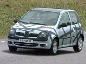 Spy Photos: Nový Renault Twingo - ne jedna ale hned dvě verze