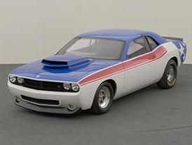 SEMA 2006: Dodge Challenger Super Stock Concept