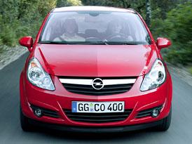 Opel Corsa za 250 000 až do Vánoc