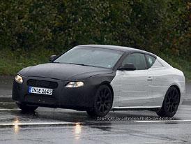 Spy Photos: Audi A5 Coupe (další fotografie)
