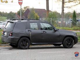Spy Photos: Mercedes-Benz GLK - menší bratr GL a ML