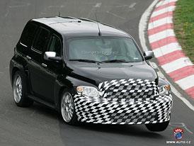 Spy Photos: Chevrolet HRR ve sportovní úpravě