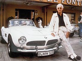 Legendární designér BMW Albrecht Graf Goertz zemřel