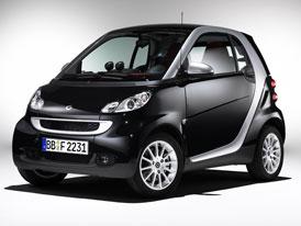 Evropské ceny nového Smartu ForTwo začínají na 9.490 Euro