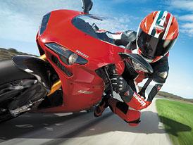 EICMA 2006: Ducati 1098 (představení)
