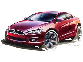 Mitsubishi: nový Lancer se představí v Detroitu