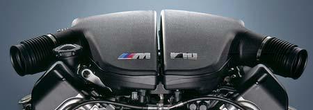 Světová premiéra motoru V10 pro nové BMW M5