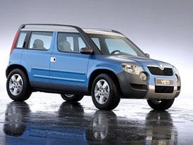 Škoda Auto oficiálně potvrdila přípravu modelu Yeti