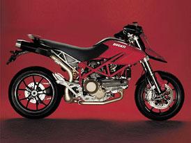 Ducati Hypermotard 1100 a 1100 S (technické info)