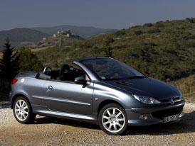 206 CC a 307 CC: Peugeot vyrobil půlmilion kupé-kabrioletů