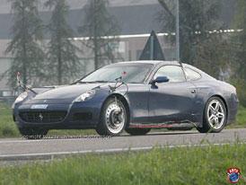 Spy Photos: Ferrari Insertable 4x4