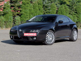Alfa Brera byla zvolena �Evropsk�m vozem roku 2007� v Japonsku
