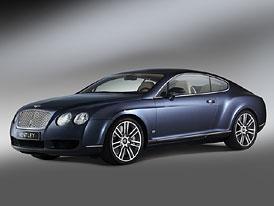 Bentley slaví 60 let v Crewe novými modely