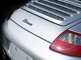 Pojmenuj si své Porsche