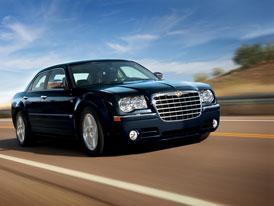 Peking 2006: Chrysler 300C debutuje v Číně