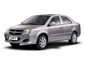 Peking 2006: Geely představí sedan a koncept