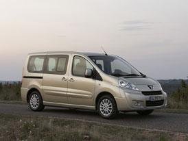 Peugeot Expert Tepee: Od Minibusu po stěhovák