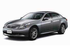 Nov� Nissan Skyline: Silueta podvan�ct�