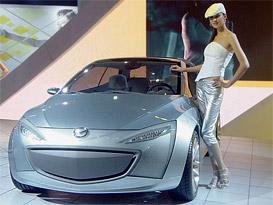 Peking 2006 - fotogalerie z výstaviště + modelky
