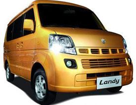 Changhe-Suzuki Landy: mal� autobus