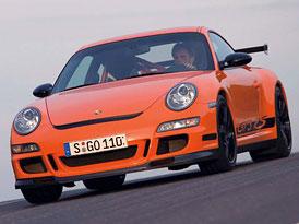 Porsche 911 GT3 RS v akci: oficiální video