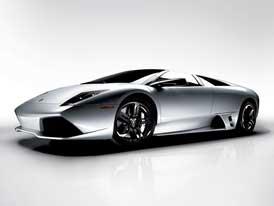 Lamborghini Murcielago LP640 Roadster: Se střechou jen do 170 km/h