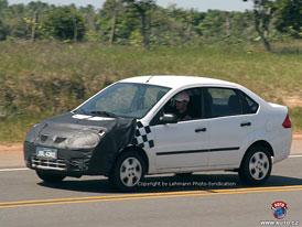 Spy Photos: nový Ford Fiesta