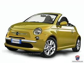 Fiat plánuje rozšíření modelové řady 500