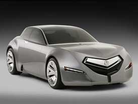Acura Advanced Sedan Concept – šestce v zádech?