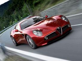 Alfa Romeo 4C GTA: Cenově dostupná zadokolka už v roce 2012?