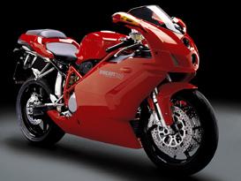 Ducati 848: nový supersport pro rok 2008