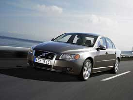 Volvo S80 se �ty�v�lcov�mi dvoulitry na �esk�m trhu pod milion K�