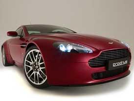 Prodrive V8 Vantage: snaha o vyšší pozice