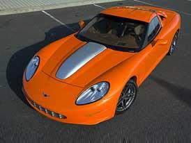 Callaway C16: Corvette s kompresorem