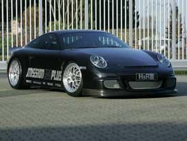 Essen 2006: H&R 911 Turbo - Mission 400 Plus