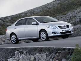 Toyota Corolla se vr�tila! Sedan na �esk�m trhu v prodeji