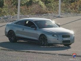 Spy Photos: Nové Audi A5 Coupe příjde v létě 2007