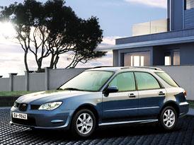 Subaru Impreza 1.5R (77 kW) na českém trhu od 528.800,-Kč