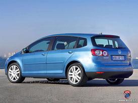 Spy Photos: Nový Volkswagen Golf Variant