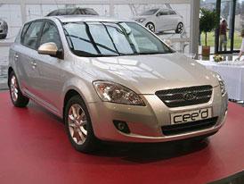 Kia Motors Slovakia: slovenská budoucnost (automobilová)