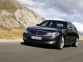 Nový motor pro S-klasse: 420 CDI
