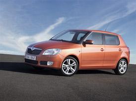 Německý trh: Nejprodávanějším malým vozem byla v září Škoda Fabia