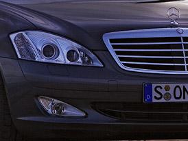 Mercedes-Benz přiveze do Detroitu velký kabriolet. Čtyřdveřový!