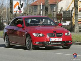 Spy Photos: BMW 3 Cabrio se sportovním paketem