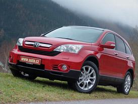 Nová Honda CR-V na českém trhu: ceny začínají na 829.000,-Kč